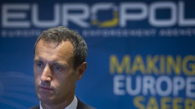 Europol chief warns on computer encryption