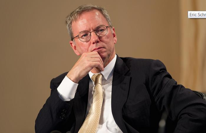 Google is Keeping the NSA Out of Your Data, Eric Schmidt Brags