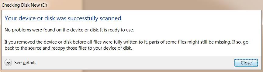 Error Code 5: Access Denied When Decrypt an Encrypted Folder?