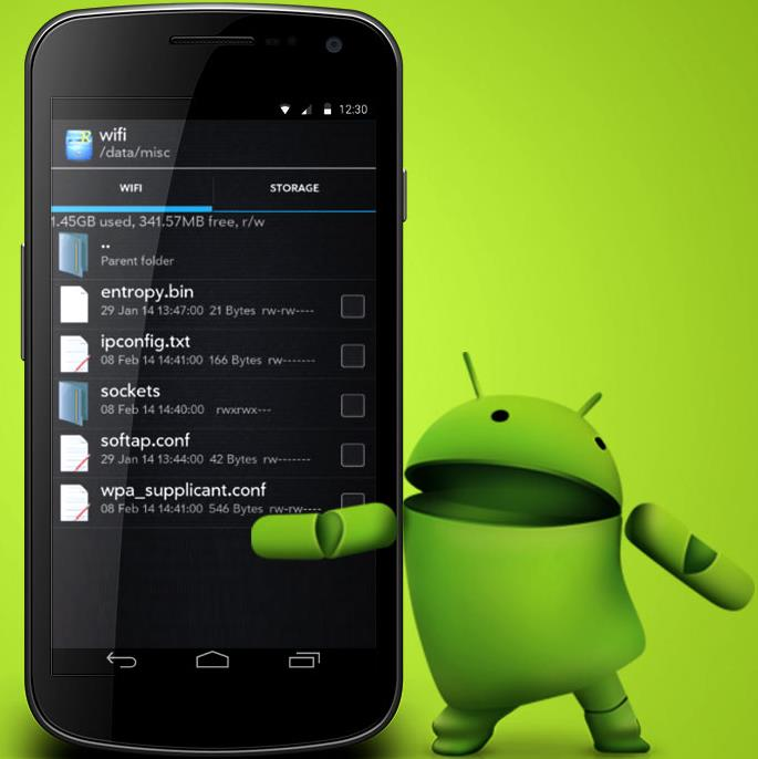 How to  recover a saved Wi-Fi password on Android within minutes?