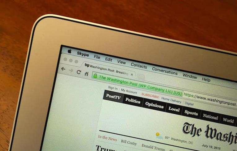 After Washington Post rolls out HTTPS, its editorial board bemoans encryption debate