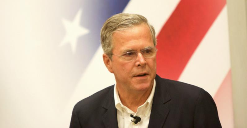 "Jeb Bush: encryption makes it too hard to catch ""evildoers"""