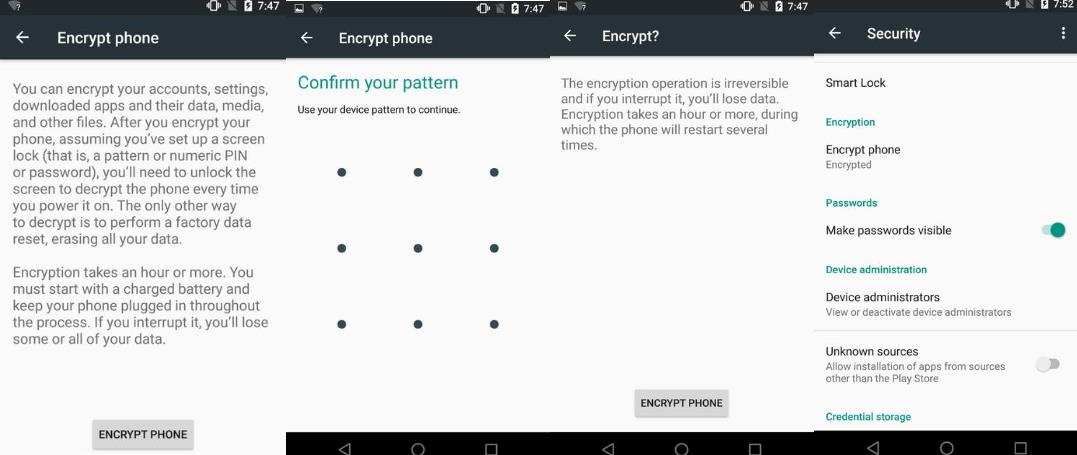 Phone and laptop encryption guide: Protect your stuff and yourself