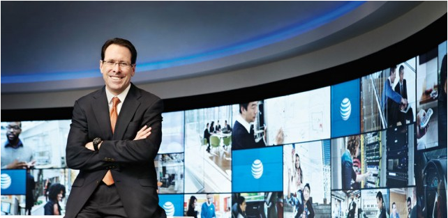 AT&T CEO won't join Tim Cook in fight against encryption backdoors