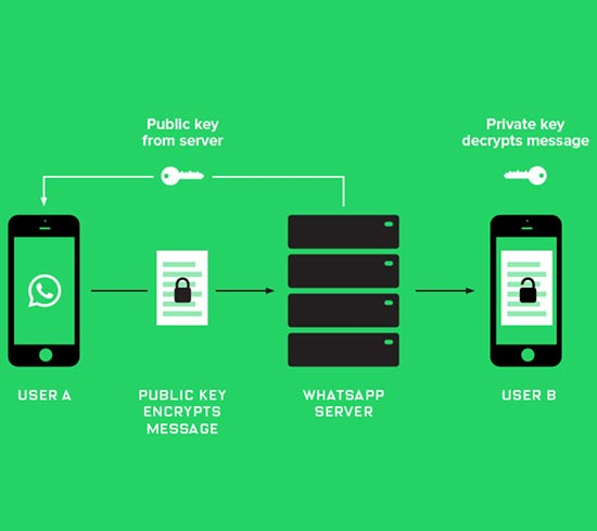 Hacker finds breach in WhatsApp's encryption system