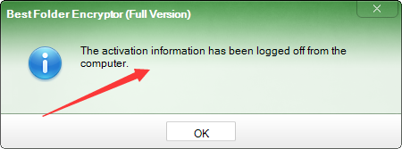 What if I want to use Best Folder Encryptor on another computer?